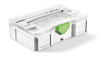 Festool NEW SYS Mini T-Loc Empty Systainer - closed lid