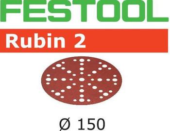 Festool Rubin 2 | 150 Round | 60 Grit