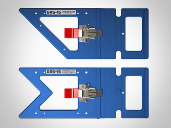 TSO Guide Rail Square Combination Set - side-by-side