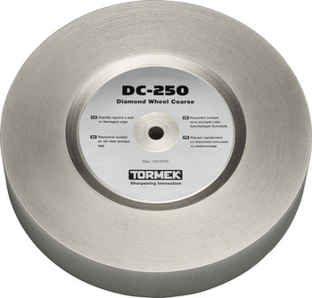 "Tormek 10"" Diamond Wheel Fine 600 grit DF-250"