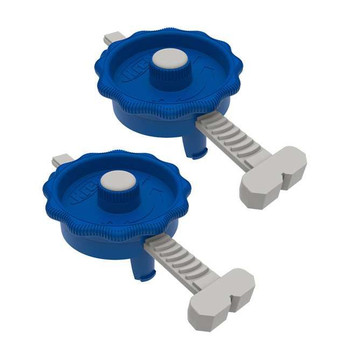 Kreg In-Line Clamp Two-Pack Bundle