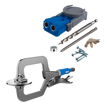 Kreg Jig R3 + Clamp Bundle