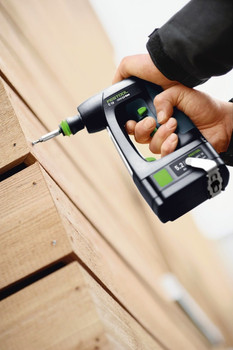 Festool C18 Compact Li 3.1 Bluetooth SET (575674)