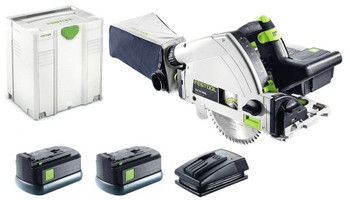 Festool 576816 Cordless plunge saw TSC55 REB-I-F-Plus-SCA