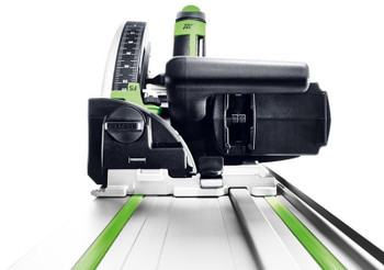 Festool TSC 55 REB-FS Cordless 5.2 BLUETOOTH Plunge-Cut Saw (Includes FS 1400 Guide Rail) (575747)