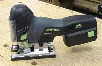 NEW Festool Carvex PSC 420 EB Li 18v BLUETOOTH PLUS Barrel-Grip Cordless Jigsaw (575685)