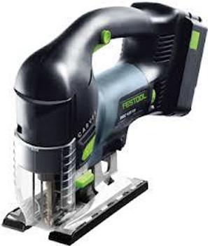 Festool Carvex PSBC 420 EB Li 18v BLUETOOTH D-Handle Cordless Jigsaw (575682)