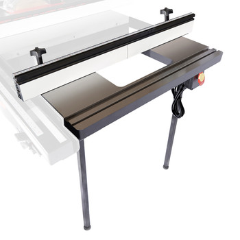 "In-Line Router Table 30"" for Industrial Cabinet Saw"