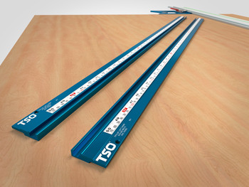 TSO TPG 50 BH Parallel Guide Rails Only (61-356)