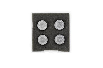 Stowaway Silver Dogs (4-pack)