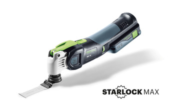 NEW Festool Vecturo OSC 18 LI 3 Cordless Oscillator SET - COMPACT (574855)