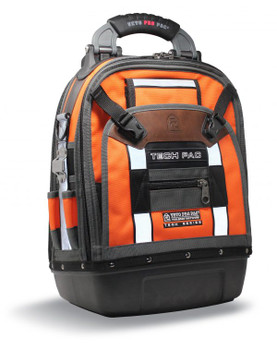 Veto Tech Pac Hi-Viz Orange Backpack Tool Bag