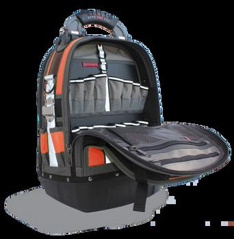 Veto Tech Pac Hi-Viz Orange Backpack Tool Bag