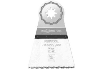 Festool HSB 50/65/J/OSC/5 Wood Saw Blade Starlock (203332)