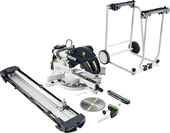Festool Kapex KS 120 REB with Metric UG Set (576863)