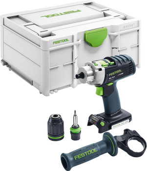 Festool Cordless Percussion Drill PDC 18 Sets