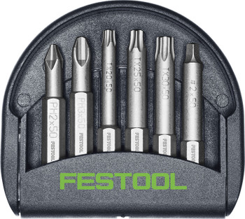 Festool 204386 Bit cassette BT-IMP SORT6