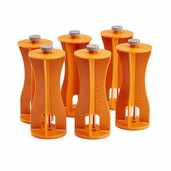 Bora Centipede CA0506 6 Pc Risers Set (CA0506)