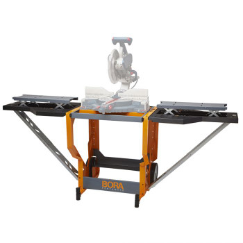 Bora PM-8000 Portacube STR Miter Saw Workstation (PM-8000)