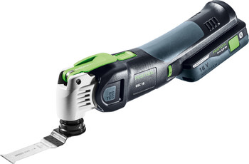 Festool Cordless Oscillating Vecturo Tool OSC 18 Sets