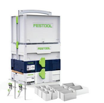 Festool Limited Edition Systainer T-LOC Installer's Set (576913)
