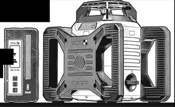 Stabila LAR 160 G Laser Set (04500TR)