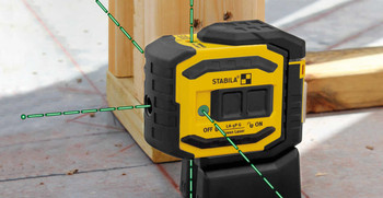 Stabila LA-5P LaserBob 5 point/Dot Layout Tool (03165)