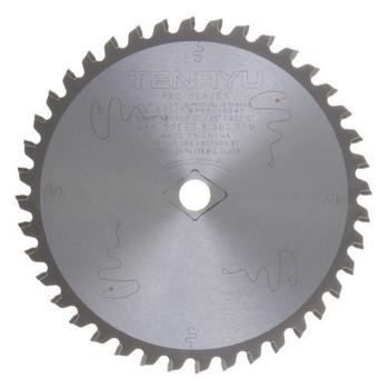 "Tenryu Blade - 7-1/4"" 40 Tooth 5/8""KO Arbor Solid Surface 5800 RPM (PRS-18540)"