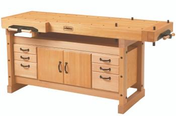 Sjobergs Elite 2000 Professional Workbench + SM04 Cabinet (SJO-66922K)