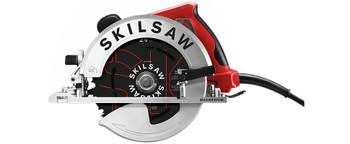 """Skilsaw 7-1/4"""" Left Blade Sidewinder Circular Saw Southpaw (SPT67M8-01)"""