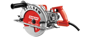 "Skilsaw 10-1/4"" Magnesium Sawsquatch Worm Drive Saw (SPT70WM-22)"