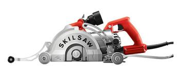 "Skilsaw 7"" Medusaw Worm Drive for Concrete (SPT79-00)"