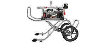 "Skilsaw 10"" Heavy Duty Worm Drive Table Saw w/Stand (SPT99-11)"
