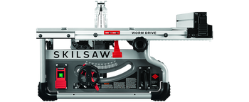 "Skilsaw 8-1/4"" Portable Worm Drive Table Saw (SPT99T-01)"