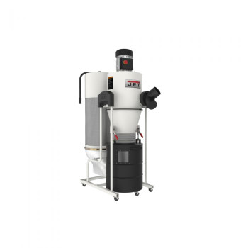 Jet JCDC-1.5 CYCLONE DUST COLLECTOR, 1.5HP, 115V