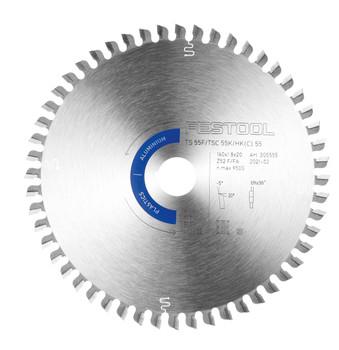 Saw blade Aluminum/Plastics  HW 160x1,8x20 F/FA52