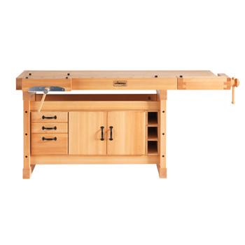 Sjobergs Original 1900 Workbench + SM05 Cabinet