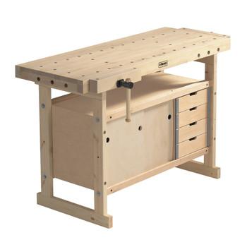 Sjobergs Nordic Plus 1450 + 00-42 Storage Cabinet Combo