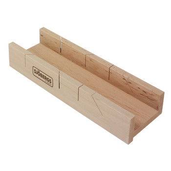 Sjobergs Miter Box- Solid Alder