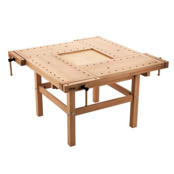 Sjobergs Wood Trestle In Beech For 33268