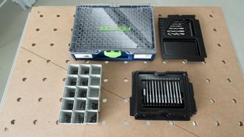 Festool CENTROTEC Systainer3 Organizer (576932)