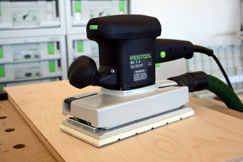Festool RS 2 E Orbital Sander (567696)