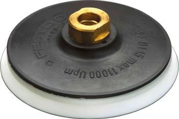 Festool RAS 115 Fiberfix Sanding Pad , 90mm (4 1/2 in) (485298)