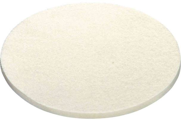 Festool 5 Inch Soft Felt For Polishing 5-Per Pack (493077)