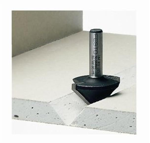 Festool V-groove bit HW 32x16mm 90