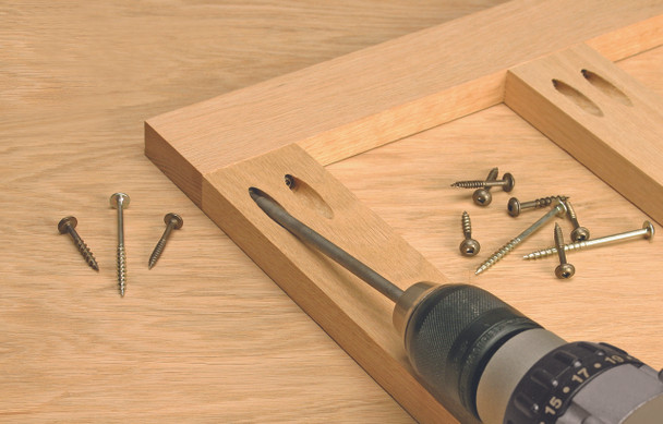 Kreg Wood Pocket-Hole Screw Kit (SK03)