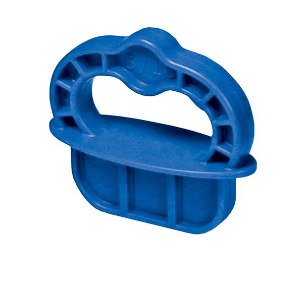 "Kreg Deck Jig Spacer Rings Blue - 5/16"" 12 Pack (DECKSPACER-BLUE)"
