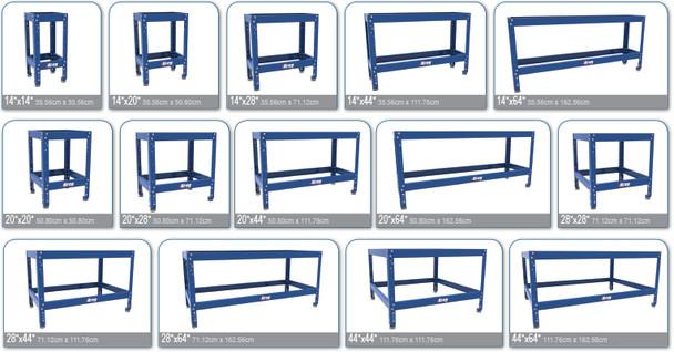 "Kreg Universal Bench Legs 31"" (KBS1000)"