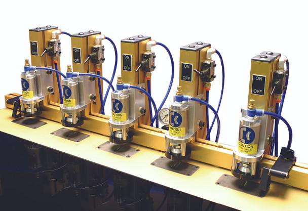 Kreg 5-Spindle Pneumatic Pocket Hole Machine (DK5100)