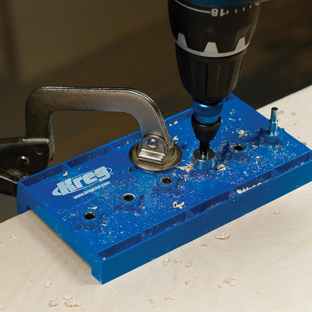 "Kreg Shelf Pin Jig 1/4"" (KMA3200)"